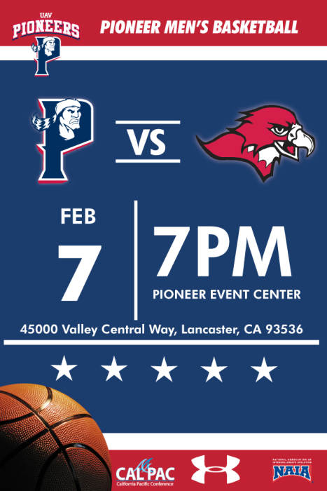 UNIVERSITY OF ANTELOPE VALLEY VS BENEDICTINE UNIVERSITY MESA