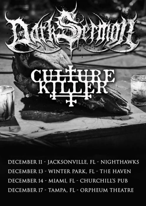 Dark Sermon, Culture Killer, Forty Winters, Mordeum