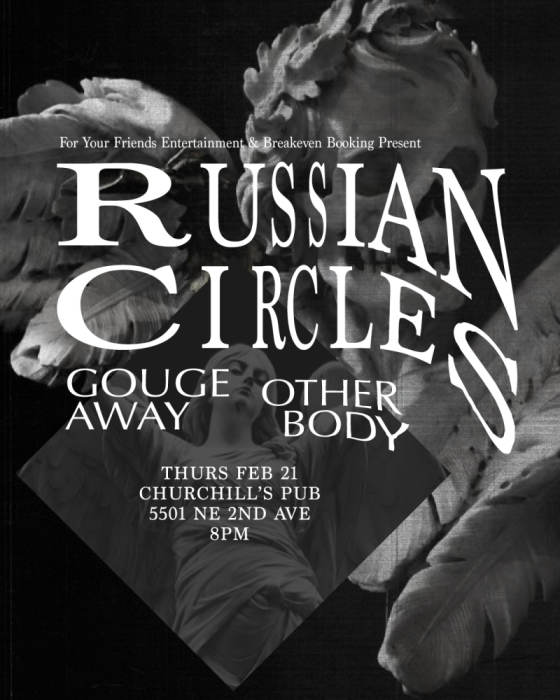Russian Circles, Gouge Away, Other Body