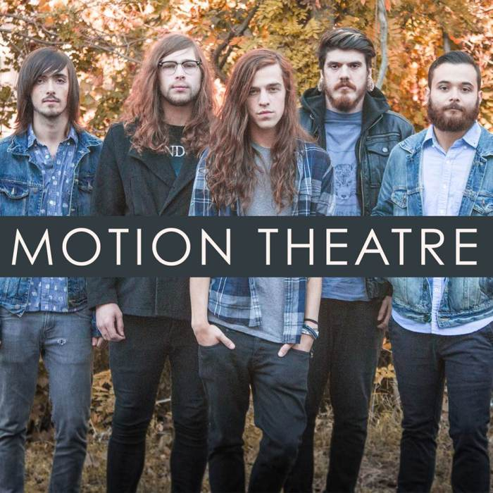 Motion Theatre / Time And Distance / Embracer / Meet Me In The Matinee