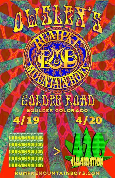 Bicycle Day Extravaganza:  Rumpke Mountain Boys