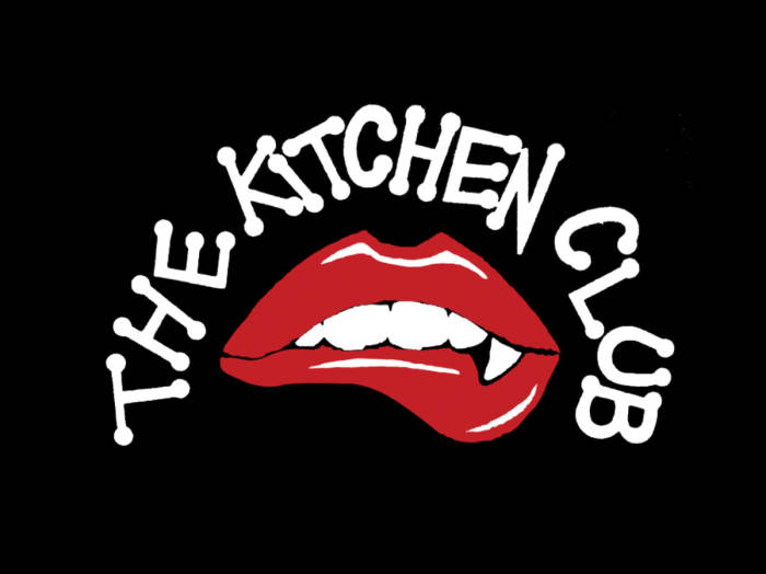 THE KITCHEN CLUB PRESENTS...