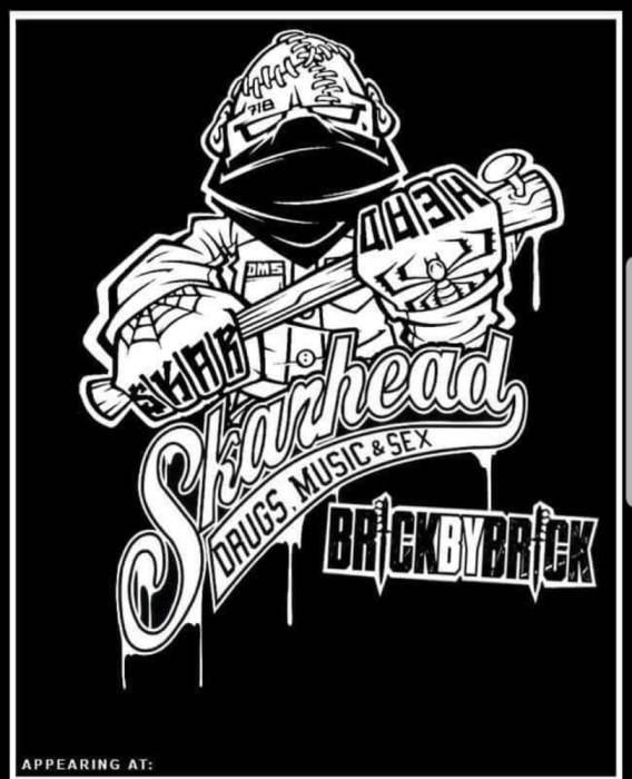 Skarhead + Brick By Brick