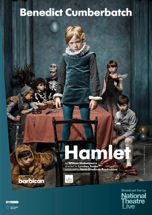 HAMLET (NATIONAL THEATRE LIVE)
