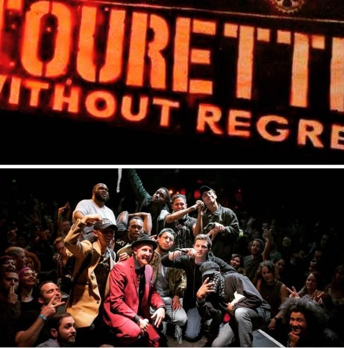 Tourettes without Regrets  * Comic Books *