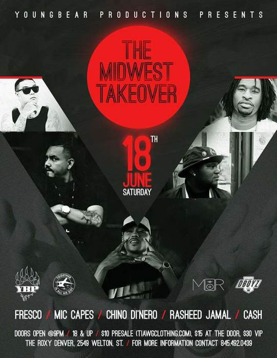 The Midwest Takeover Tour