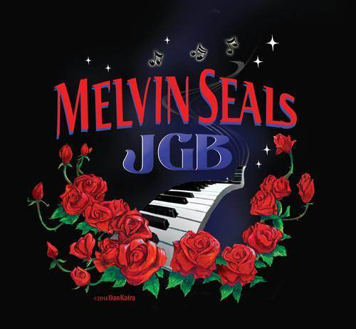 Melvin Seals and JGB / Flash Mountain Flood / John Welton and the Awakening