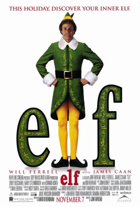 ELF (Quote-Along/Drink-Along)