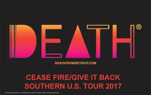DEATH (Detroit) | Heavy Lids | TBA