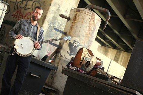 Bluegrass Brunch: Jason Flournay (Banjo Master) from Larry Keel / Shanti Grove/ Little Feat