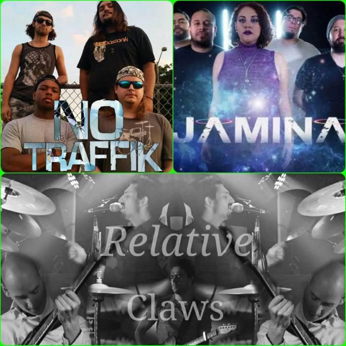 Jamina, No Traffik, Relative Claws (Israel)