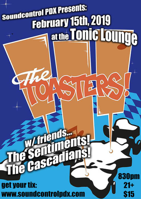 The Toasters!