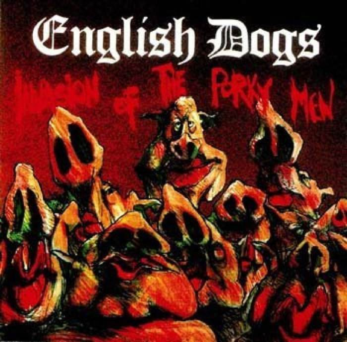 ENGLISH DOGS (UK Metal/Punk Legends!) | Disaster Strikes | GLUT | Disappointed Parents