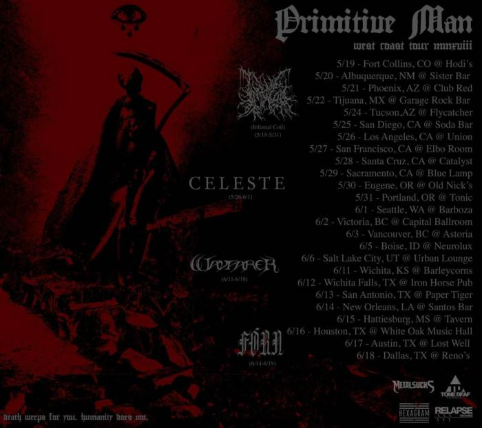 Primitive Man (noise set)