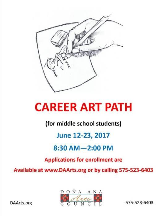 Career Art Path