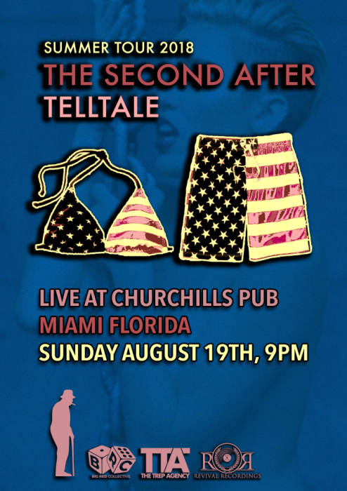 THE SECOND AFTER, TELLTALE, SUNDAY SOUNDS