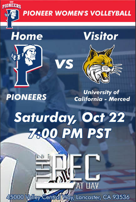 UNIVERSITY OF ANTELOPE VALLEY vs UC MERCED