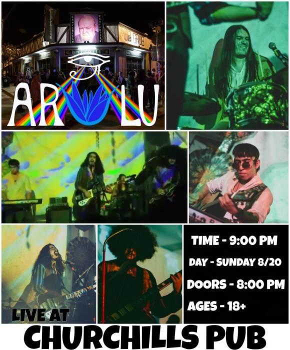 Arulu, The Remyz, & Red Light Motel!