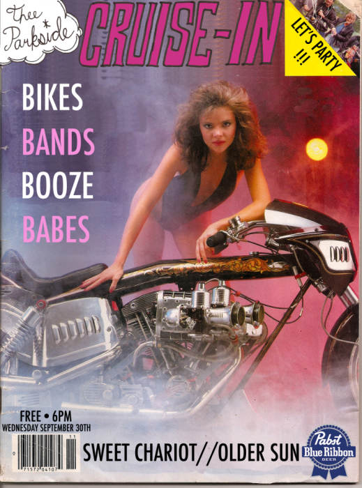 Cruise-In: Bikes, Bands, Booze and Babes