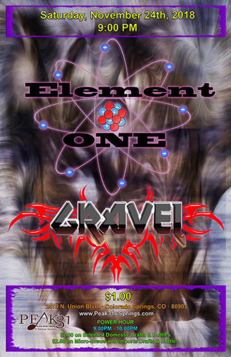 Element 1 / Gravel