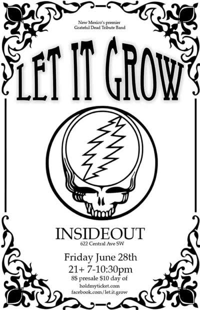 Let It Grow at Insideout