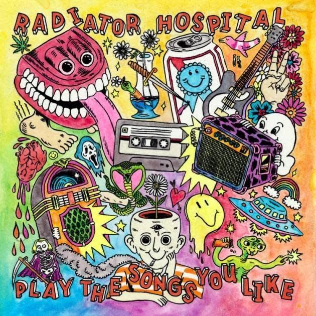 Radiator Hospital, Joyride!, D.E.S.K., Valley Grrls