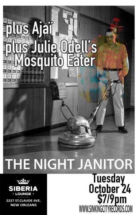 Night Janitor | Julie Odell