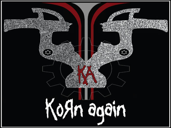 KORN AGAIN - UK