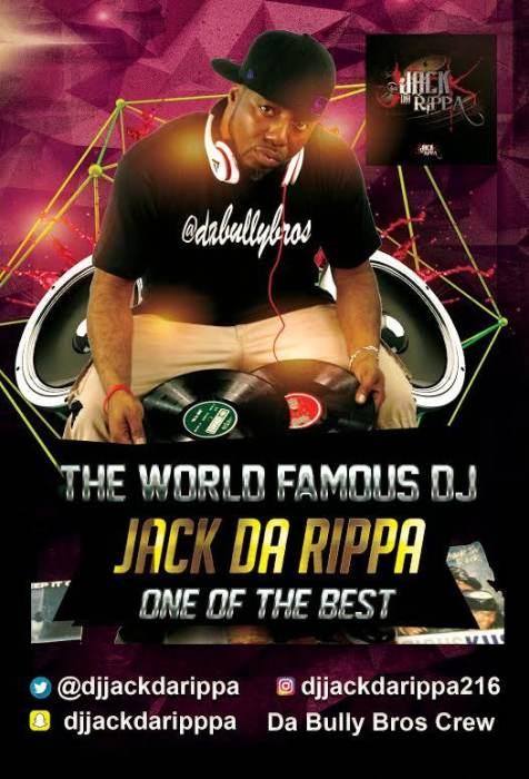 Elegant Hoodness / DJ Jack Rippa / Demetrius Wilbert Presents Dip set's own JR. WRITER Live Performances with  Ohio's Own Young Juan / Shawn Cartel & NYC's own Quiet Gunz / Global Thugz
