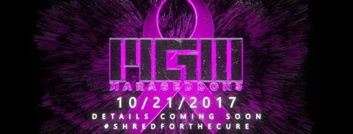 MARAGEDDON III - SHRED FOR THE CURE