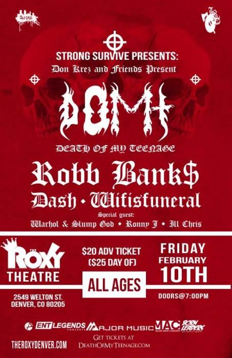 ROBB BANKS