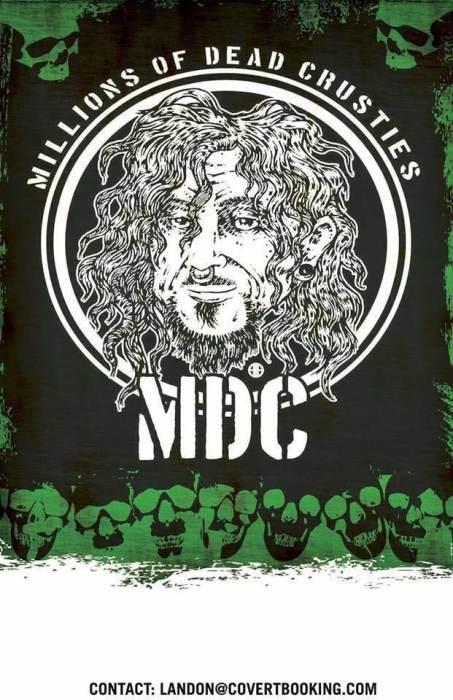 MDC - Million Dead Cops, The Antidon