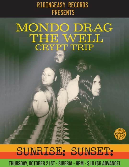 MONDO DRAG | The Well | Crypt Trip | Sunrise: Sunset: