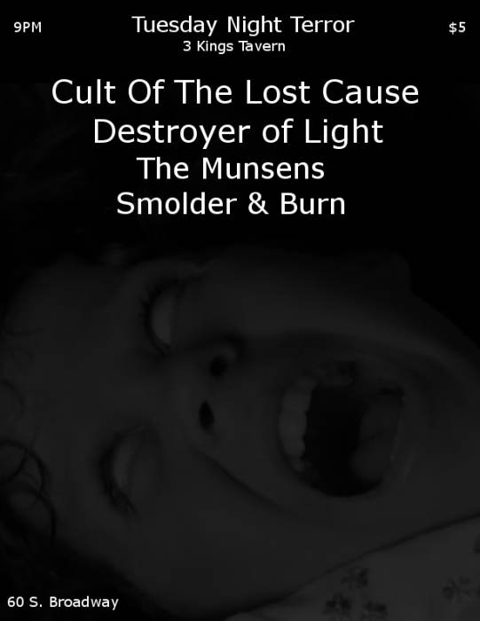 CULT OF THE LOST CAUSE