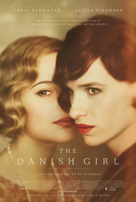 THE DANISH GIRL (FEATURED FILM)
