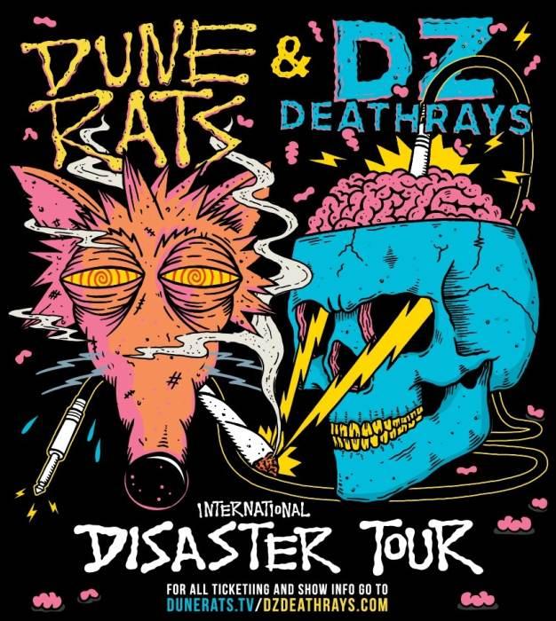 DZ Deathrays, Dune Rats