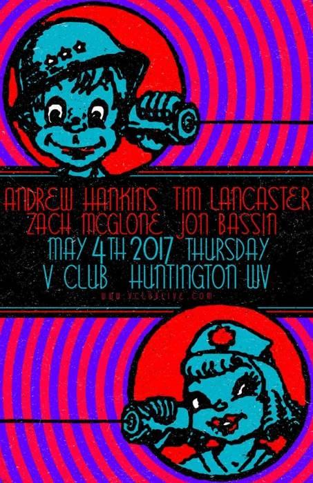 Andrew Hankins / Tim Lancaster / Zach Mcglone / Jon Bassin