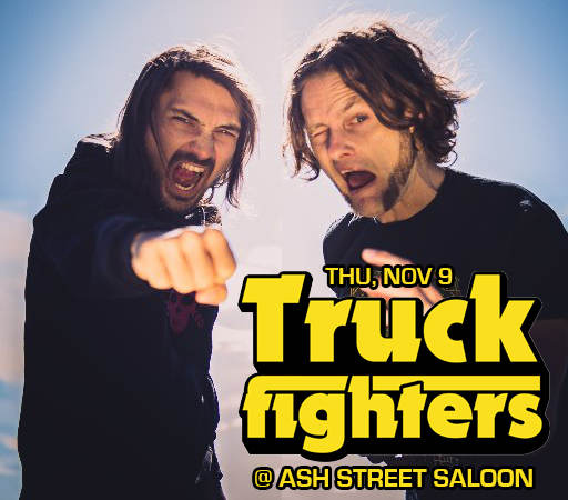 TRUCKFIGHTERS,