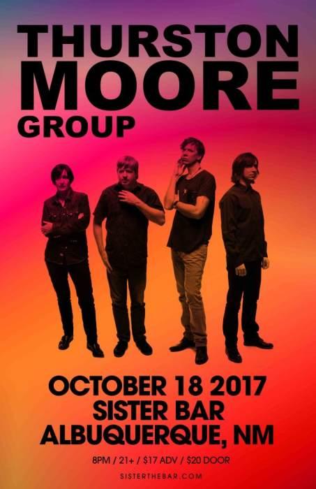 Thurston Moore Group