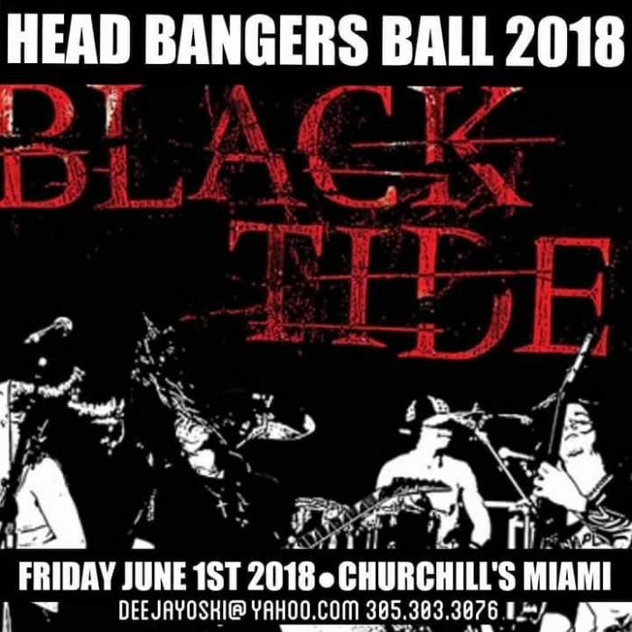 Headbangers Ball 2018 featuring Black Tide