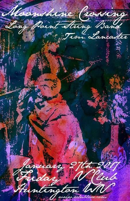 Moonshine Crossing / Long Point String Band / Tim Lancaster