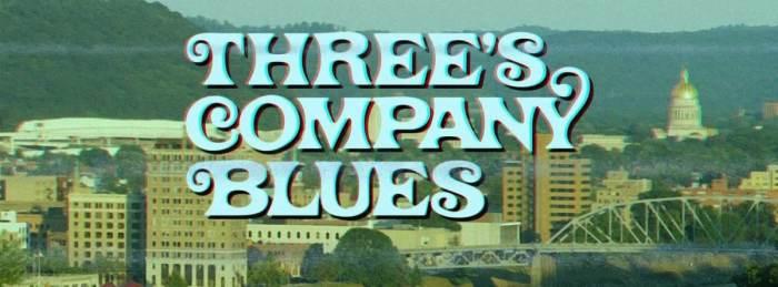 Huntington Blues Society Presents: Three