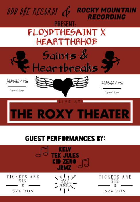 FloydtheSaintXHeartthrob: Saints and Heartbreaks
