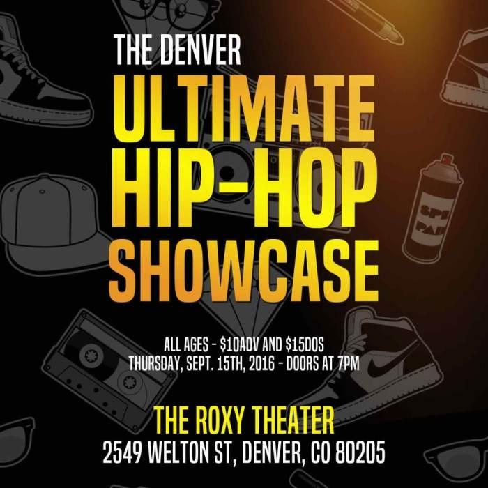 Ultimate Hip-Hop Showcase
