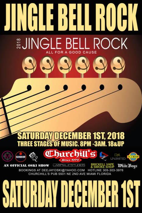 Jinlge Bell Rock Festival