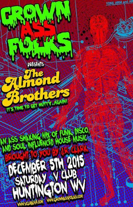 Grown Ass Folks Presents: The Almond Brothers