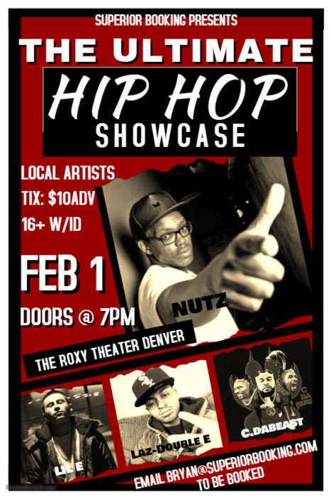 Denver Ultimate HipHop Showcase