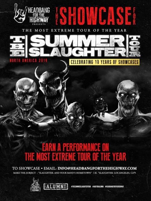 The Battle For Summer Slaughter