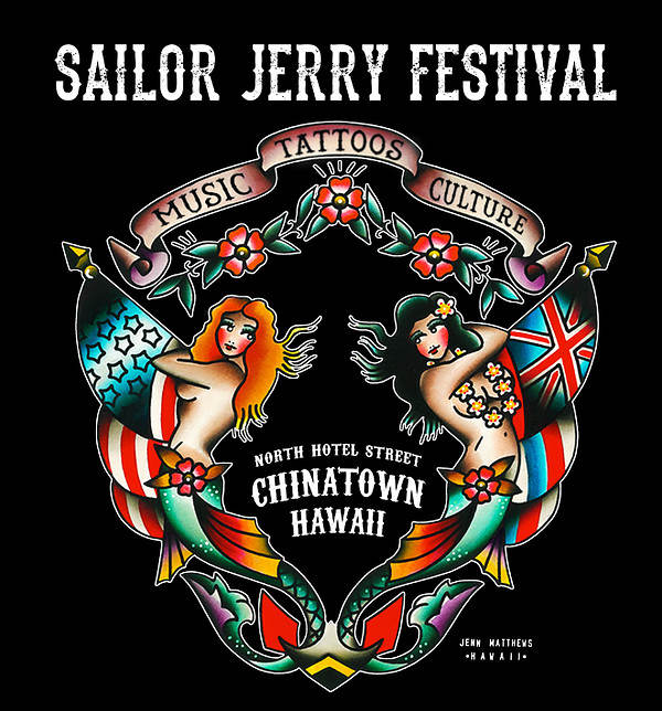 The 3rd Annual SAILOR JERRY FESTIVAL