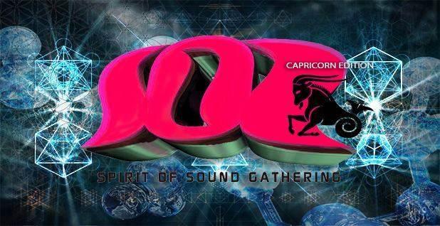 Spirit of Sound Gathering - Capricorn Edition